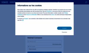 Webmail.1and1.fr thumbnail