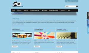 Websitedesigners.fr thumbnail