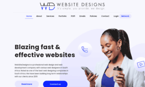 Websitedesigns.co.za thumbnail