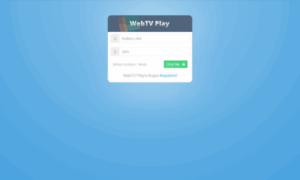 Webtvplay.biz thumbnail