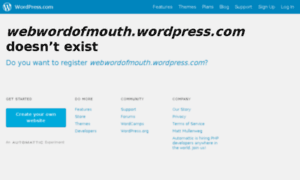 Webwordofmouth.net thumbnail