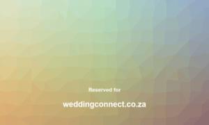 Weddingconnect.co.za thumbnail