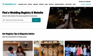 Weddingwire.us: Wedding Registry Finder & Wedding Website ...