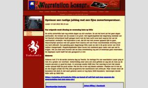 Weerstationlosser.nl thumbnail