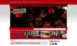 Weihnachten.bayern-online.de thumbnail