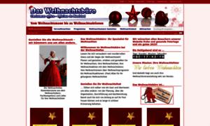 Weihnachtsbuero.de thumbnail