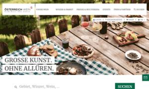 Weinausoesterreich.at thumbnail