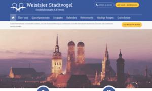 Weisser-stadtvogel.de thumbnail