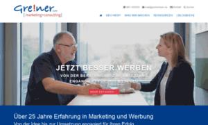 Werbeberatung-greiner.de thumbnail