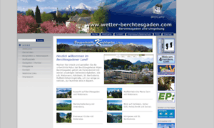 Wetter-berchtesgaden.de thumbnail