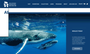 Whalingmuseum.org thumbnail
