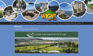 Wightonline.co.uk thumbnail