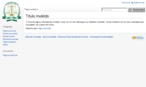 Wiki.defensoria.to.gov.br thumbnail