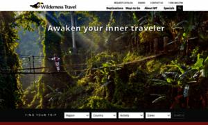 Wildernesstravel.com thumbnail