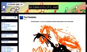 Wildwestscifi.net thumbnail
