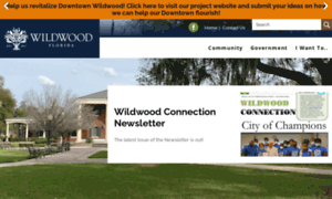 Wildwood-fl.gov thumbnail