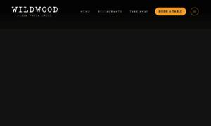 Wildwoodrestaurants.co.uk thumbnail
