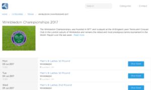 Wimbledon2016.net thumbnail