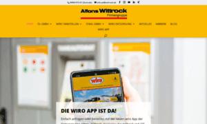 Wittrock.de thumbnail