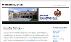 Wordpress.jsrhs.net thumbnail