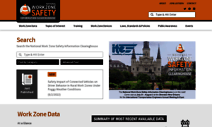 Workzonesafety.org thumbnail