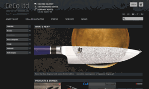 World-of-knives.ch thumbnail