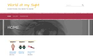 Worldatmysight.online thumbnail