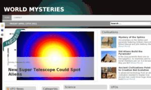 Worldmysteries.co.uk thumbnail
