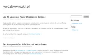 Wrozbywrozki.pl thumbnail