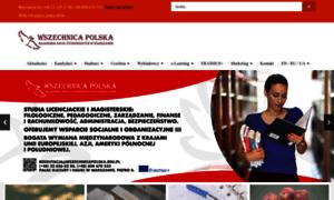 Wszechnicapolska.edu.pl thumbnail