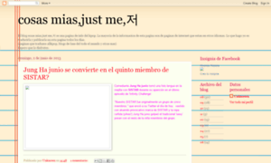 Www-cosasmia.blogspot.mx thumbnail