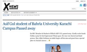 Xnews.pk thumbnail