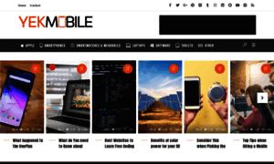 Yekmobile.com thumbnail