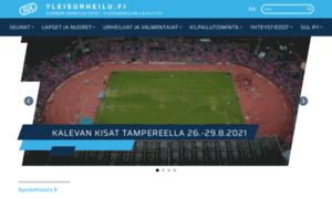 Yleisurheilu.fi thumbnail