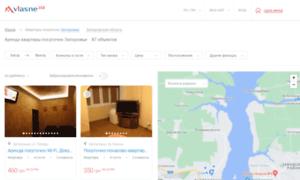 Zaporozhe.vlasne.ua thumbnail