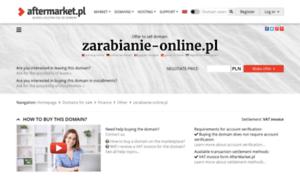 Zarabianie-online.pl thumbnail