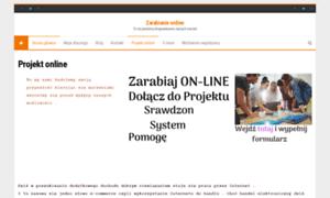 Zarabianie-praca-online.pl thumbnail