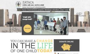 Zataca.org thumbnail