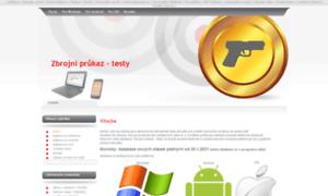 Zbrojniprukaz-testy.cz thumbnail