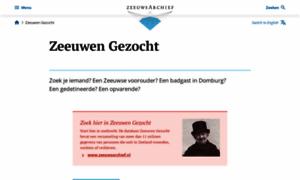 Zeeuwengezocht.nl thumbnail