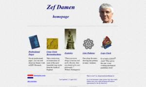 Zefdamen.nl thumbnail