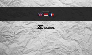 Zejournal.mobi thumbnail