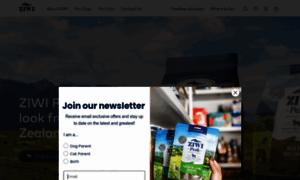 Ziwipeak.com thumbnail