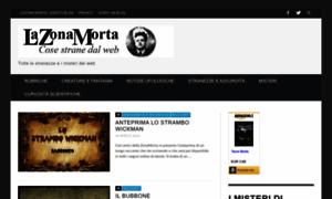 Zonamorta.it thumbnail
